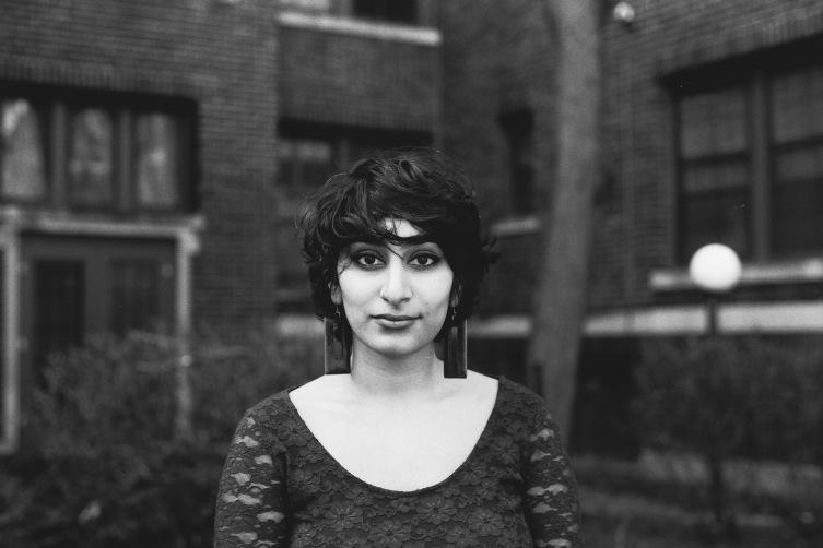 Poet Fatimah Asghar
